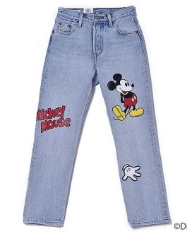 Jeans Levi's Mickey Mouse