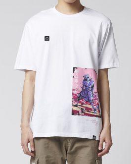 T-Shirt Cyber Ronin Dolly Noire