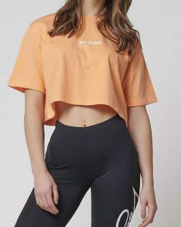 T-Shirt Logo Crop Dolly Noire