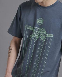 T-Shirt Control Storm Grey