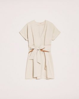 Abito in Canvas Twin Set