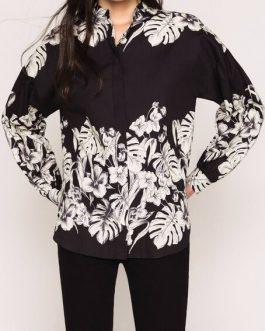 Camicia in Popeline Twin Set