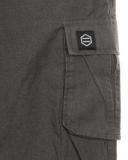 Pantalone Cargo Ripstop Dolly Noire