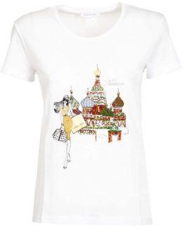 """T-shirt stampa """"City"""" Patrizia Pepe"""