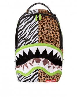 Zaino Safari Cut Backpack Multi