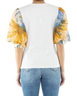 Blusa in Jersey Actitude
