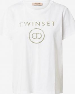 T-Shirt Bianco Twin Set