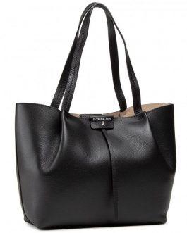 Shopping Bag Nero Patrizia Pepe