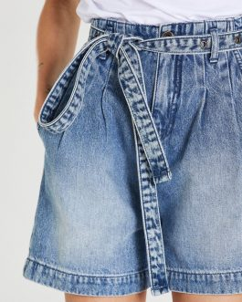 Short Denim Patrizia Pepe