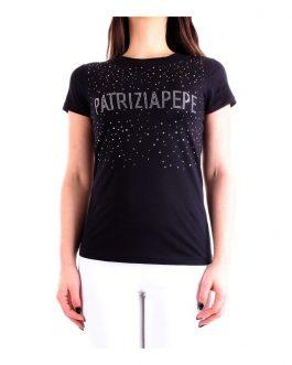 T-Shirt Nero Patrizia Pepe