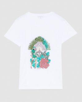 T-Shirt Bianco Patrizia Pepe