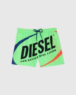 Boxer Mare BMBX-WAVE 2.017 Verde Diesel