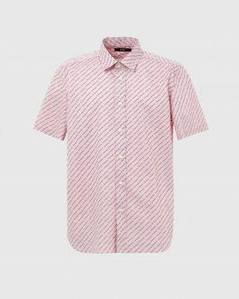 Camicia S-RILEY-SHO-KA-C Rosa Diesel