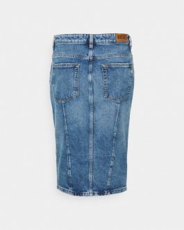 Gonna DE-PENCIL-ZIP Denim Diesel
