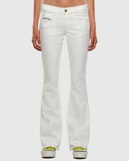 Jeans D-EBBEY L.30 Bianco Diesel