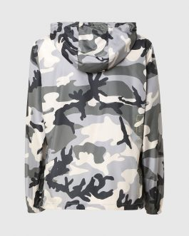 Giacca BMOWT-WINDY-FG Camouflage Diesel