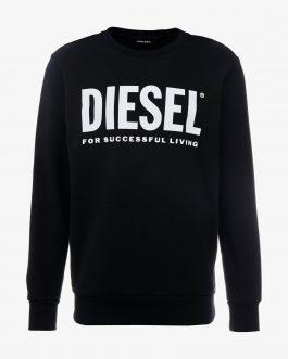 Felpa S-Gir-Division Nero Diesel