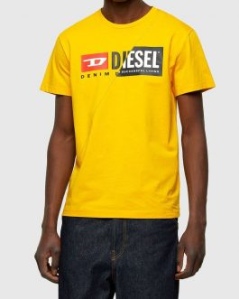 T-Shirt T-DIEGO-CUTY Giallo Diesel