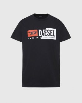 T-Shirt T-DIEGO-CUTY Nero Diesel