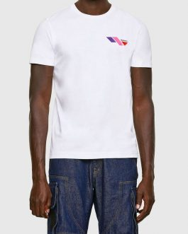 T-Shirt T-DIEGOS-K11 Bianco Diesel