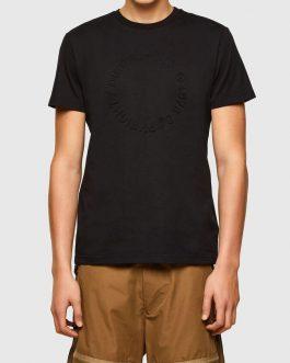 T-Shirt T-DIEGOS-A2 Nero Diesel