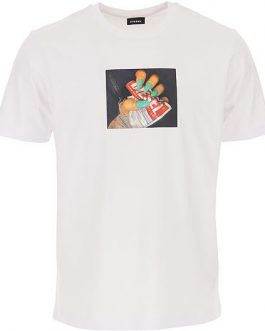 T-Shirt T-JUST-A36 Bianco Diesel