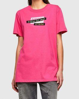 T-Shirt T-DARIA-R2 Fuxia Diesel