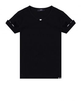 T-Shirt T-BULLOCK Nero Diesel