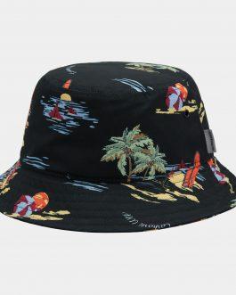Cappello Fantasia Nero Carhartt