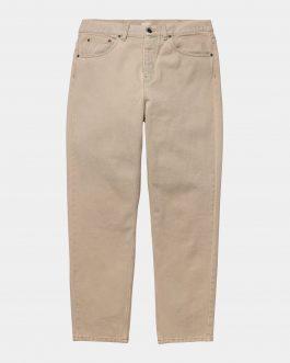 Pantalone Denim Beige Carhartt