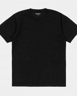 T-Shirt Base Nero Carhartt