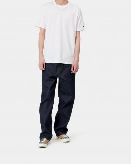 T-Shirt Base Bianco Carhartt