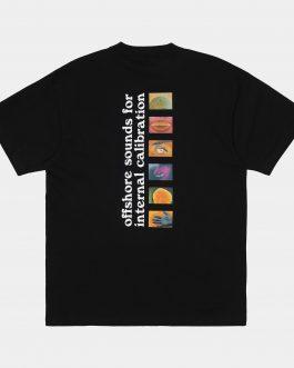 T-Shirt Calibrate Nero Carhartt