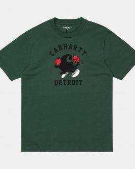 T-Shirt Boxing C Verde Carhartt