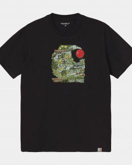 T-Shirt Treasure Nero Carhartt