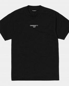 T-Shirt Panic Nero Carhartt
