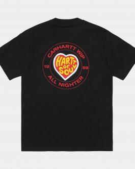 T-Shirt Hartt Of Soul Nero Carhartt