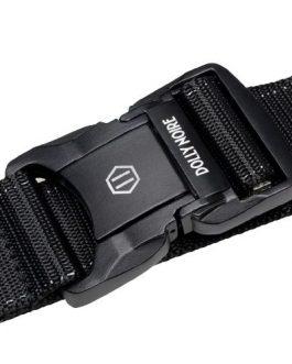 Cintura Logo Belt Nero Dolly Noire