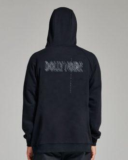 Felpa Logo Nero Dolly Noire