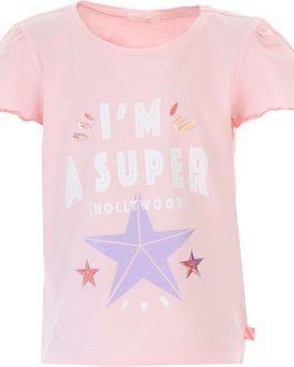 T-Shirt  Rosa Billie Blush
