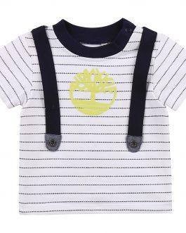 T-Shirt  Rigato Blu Timberland