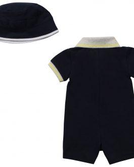 Pagliacetto + Cappello – Blu – Timberland