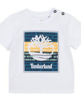 T-Shirt Bianco Timberland