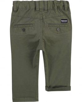 Pantalone Verde Timberland