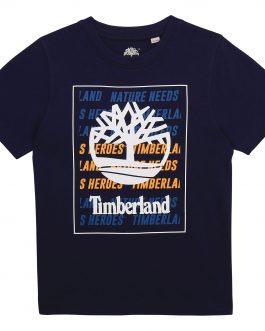 T-Shirt Navy Timberland