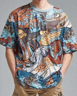 T-Shirt Fantasia Dolly Noire