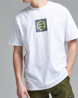 T-Shirt Bianco Dolly Noire