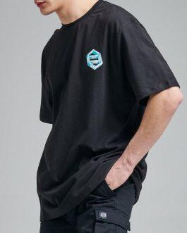 T-Shirt Nero Dolly Noire
