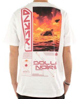 T-Shirt Beige Dolly Noire