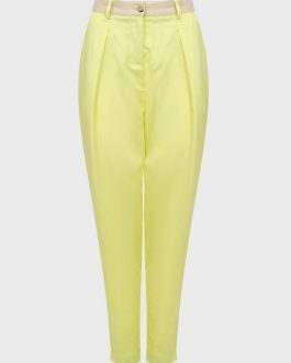 Pantalone Misto Lino Actitude